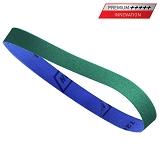 Feilenschleifband für Stahl, Edelstahl und NE-Metalle  Norton R929 13 x 610 mm K120