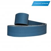 Schmalband für Stahl, Edelstahl und NE-Metalle  Norton Blue Force R874 75 x 2000