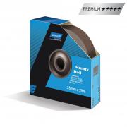 Sparrolle für Stahl, NE-Metalle und verschiedene Hölzer  Norton R222 38 mm x 25 m