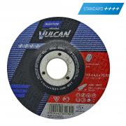 Schruppscheibe für Edelstahl  Norton Vulcan 125 x 6.4 x 22.23