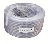PVC-Schlauch mit Gewebeeinlage, alterungsbeständig und abriebfes
