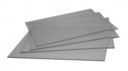 Vorsatzgläser aus CR-39 Kunststoff  CL1000 CR-39 90x110mm