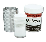Hochwertiges Aluminiumlot für Aluminium-Aluminium-Verbindungen  HARRIS AL-BRAZE 1070 KIT