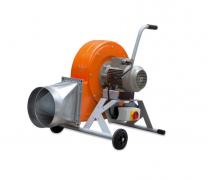 SG 3000 m³/h, 3 x 400 V Sauggebläse zur Be- und Entlüftung