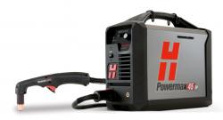 Plasmaschneidgerät zum manuellen Plasmaschneiden, Fugenhobeln und Markieren  Powermax 45 XP 15.2 m